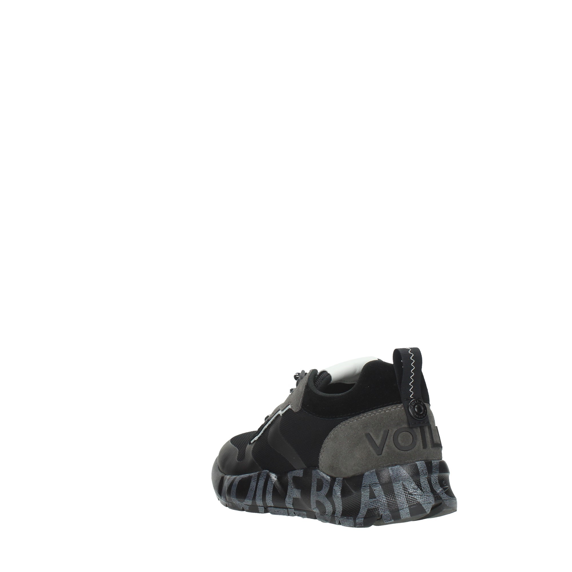 Voile Blanche Shoes Man Sneakers Black CLUB02