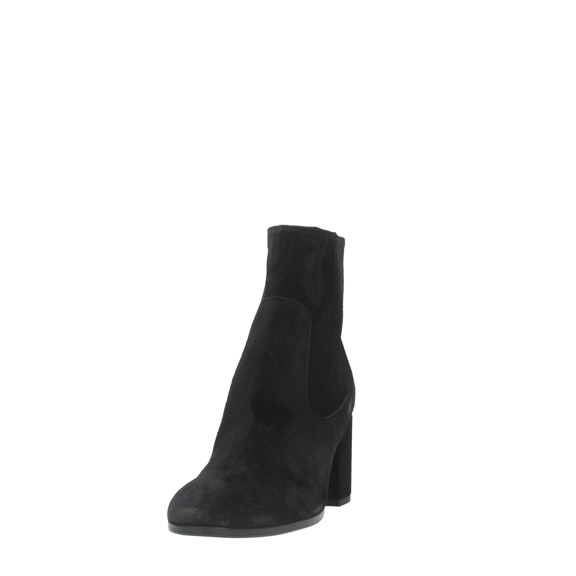 Jeannot Shoes Women Booties Black 84131