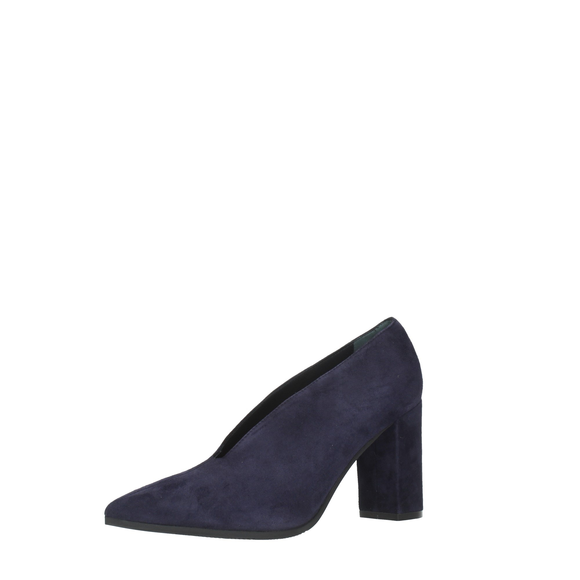 Evaluna Shoes Women Classic Shoes Blue 1618