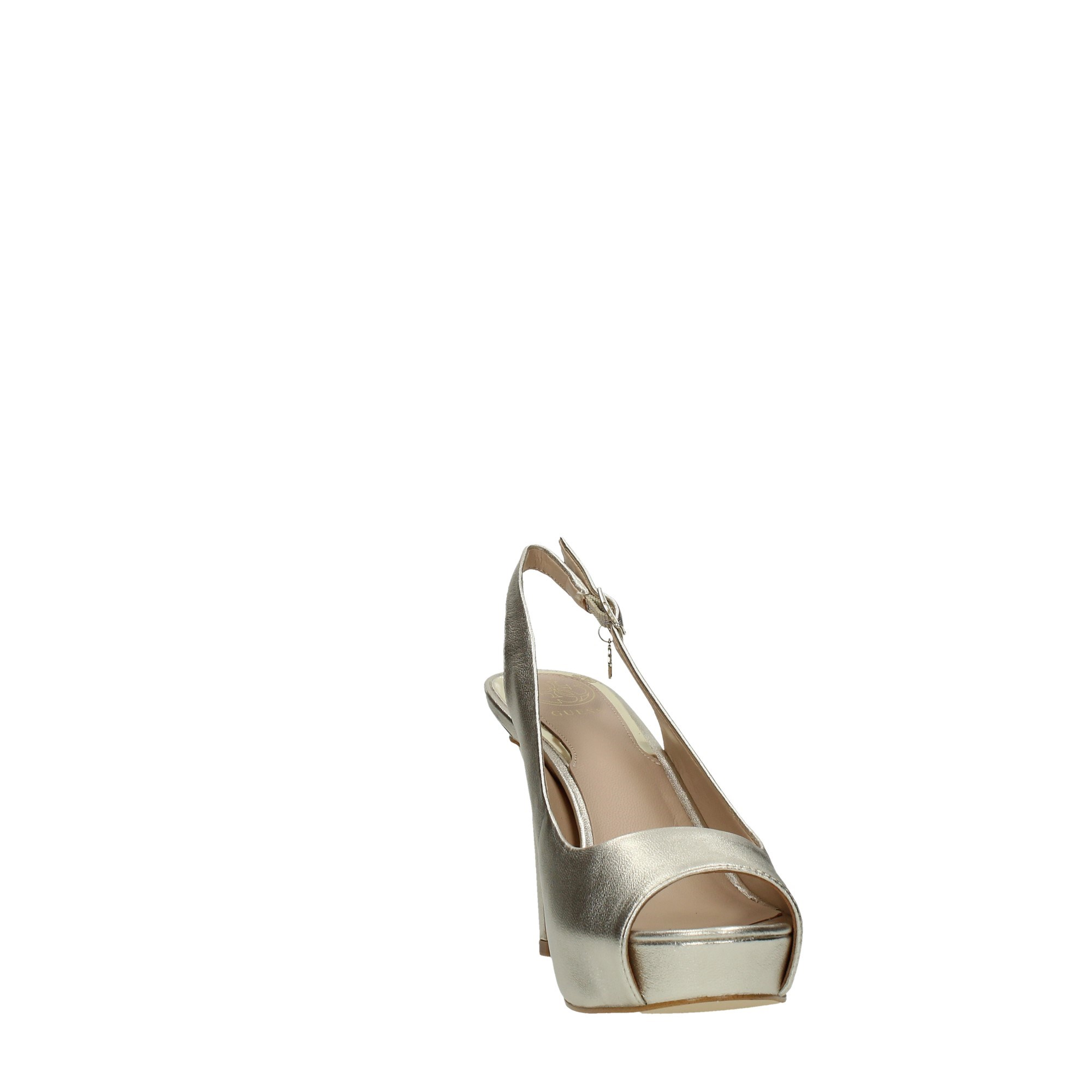 Guess Shoes Women Sandals Platinum FL5DDI