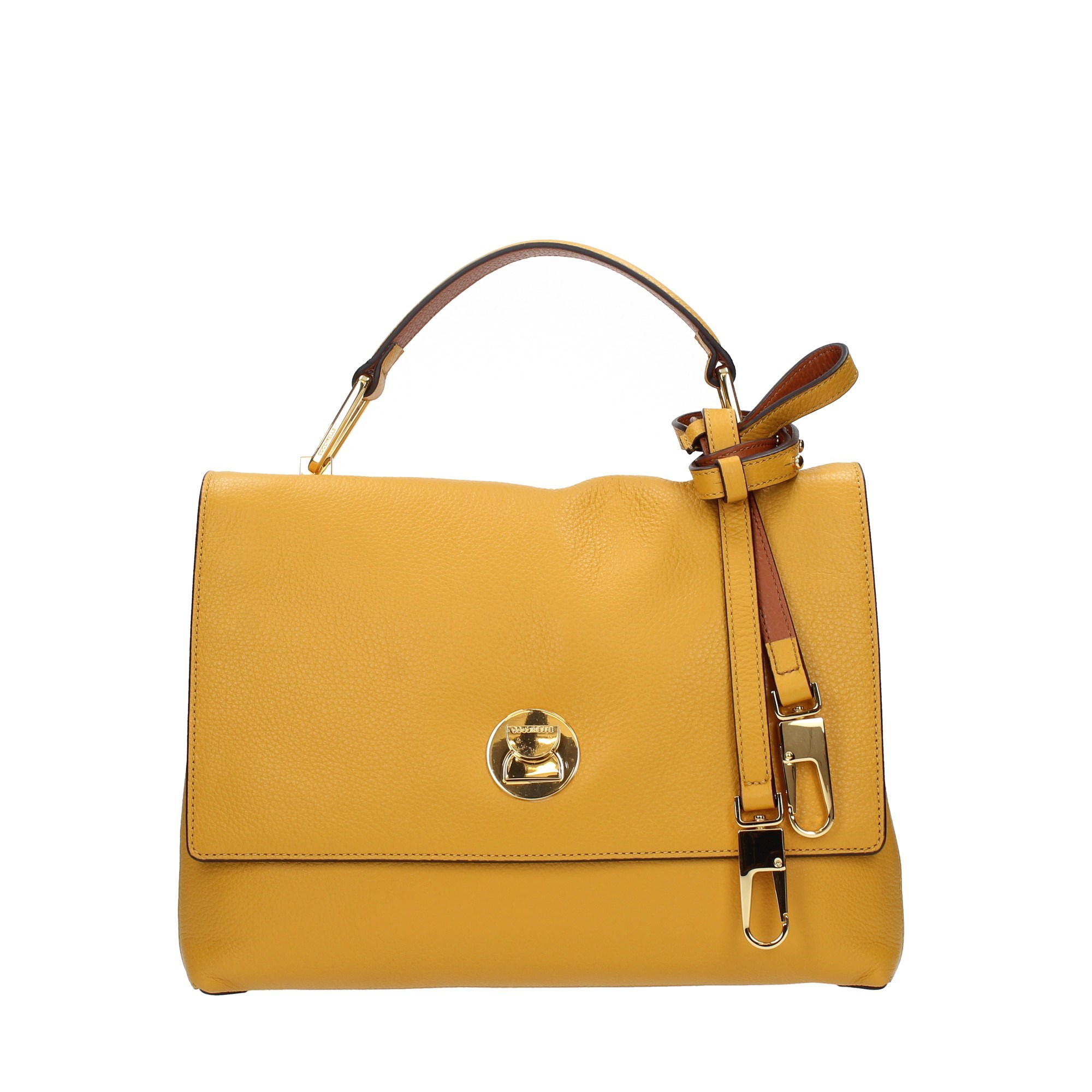 Coccinelle Accessories Women Shoulder Bags Yellow FD0 180101