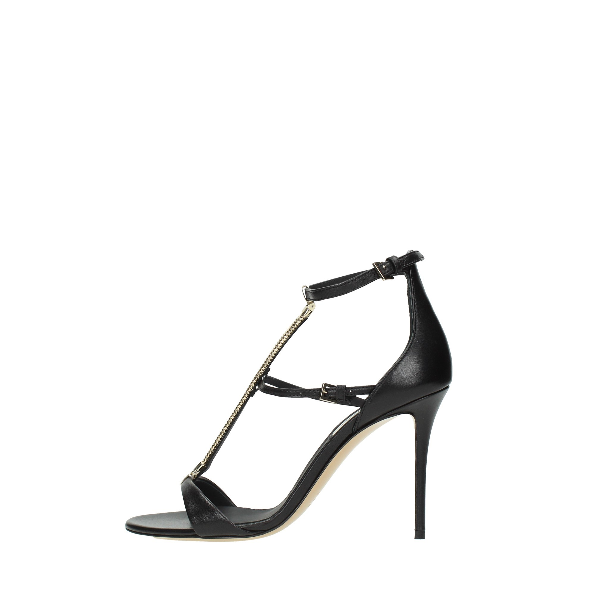 Ninalilou Shoes Women Sandals Black 301002