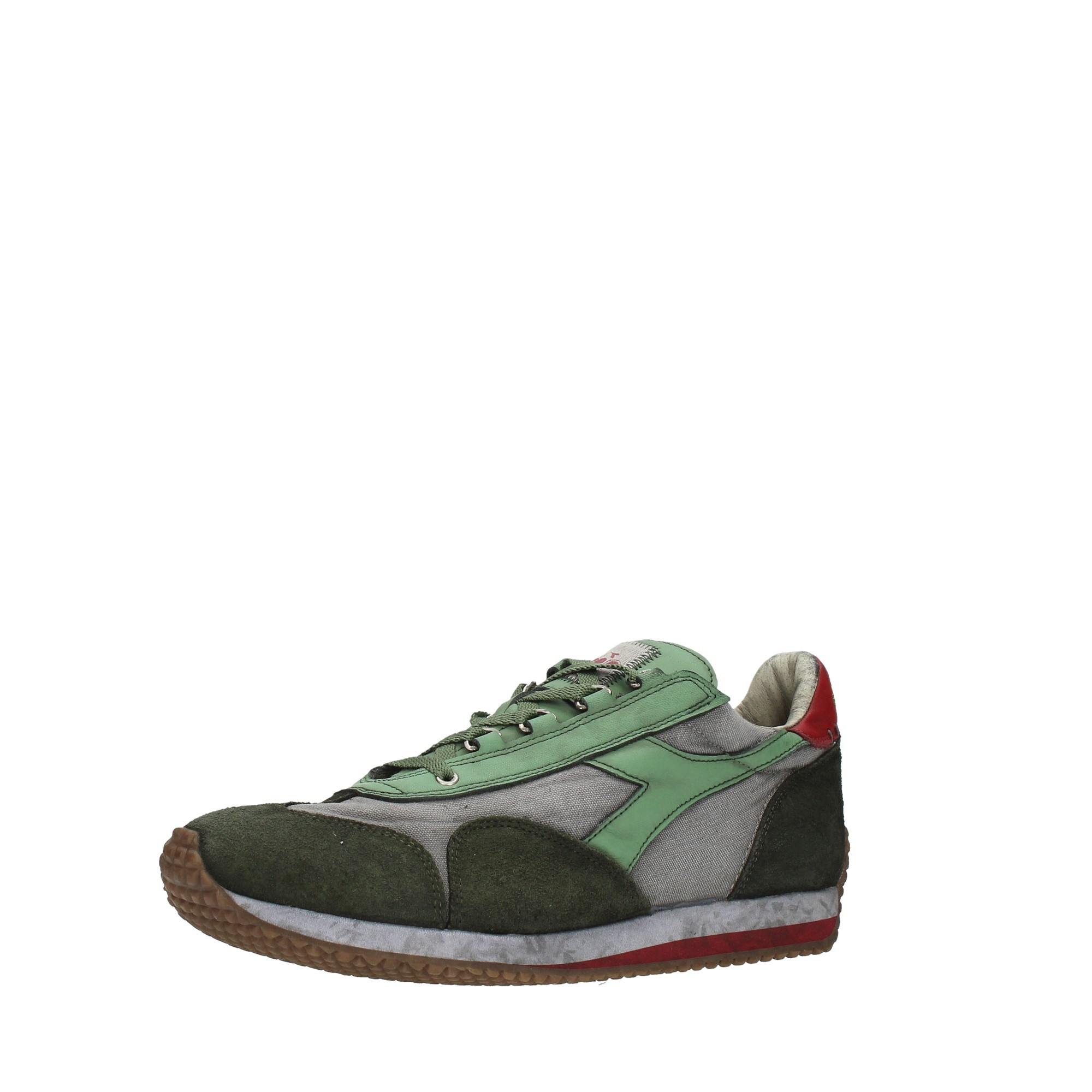 Diadora Heritage Shoes Man Sneakers Green 201.174736