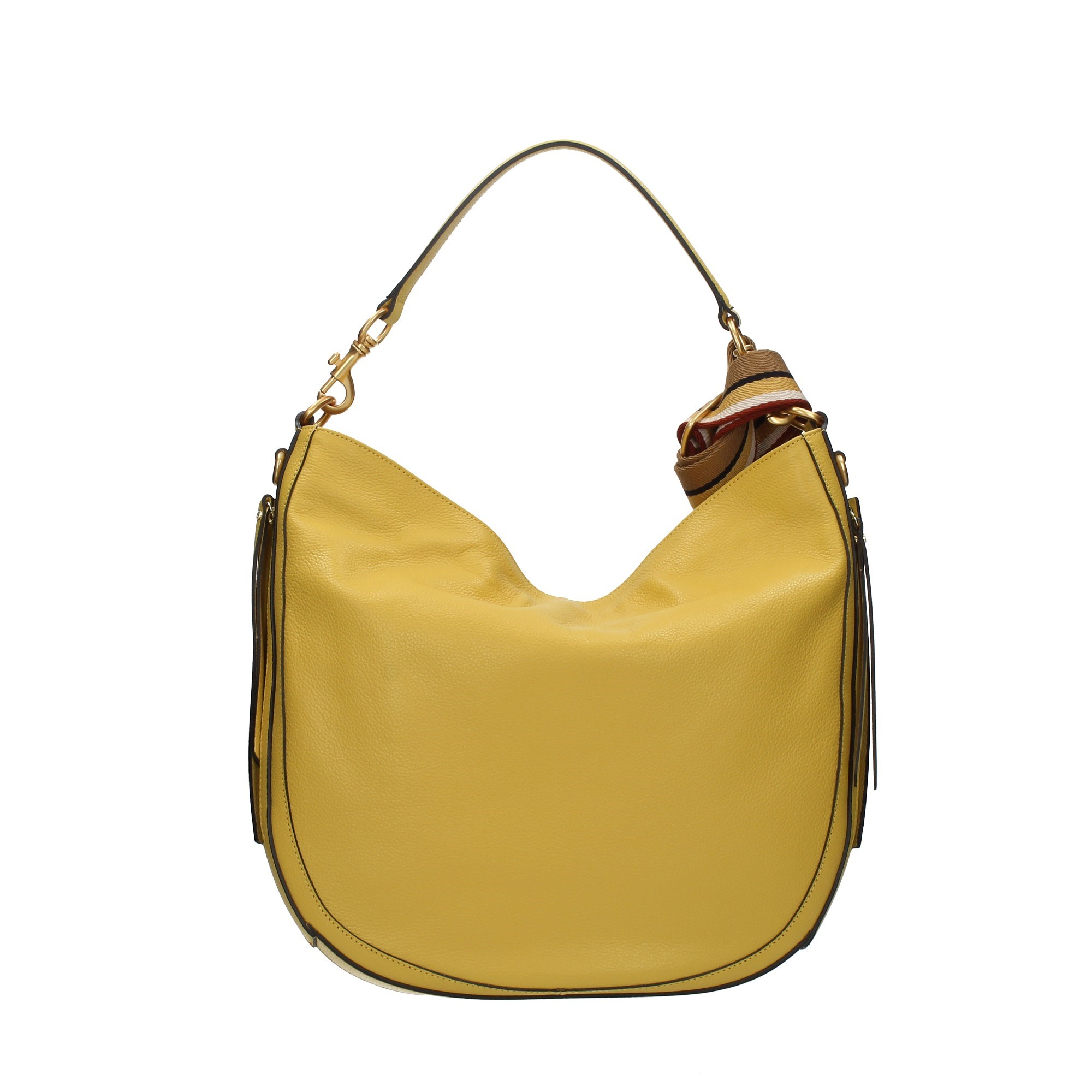 Gianni Chiarini Accessories Women Shoulder Bags Yellow BS7172/20PE OLX-NA
