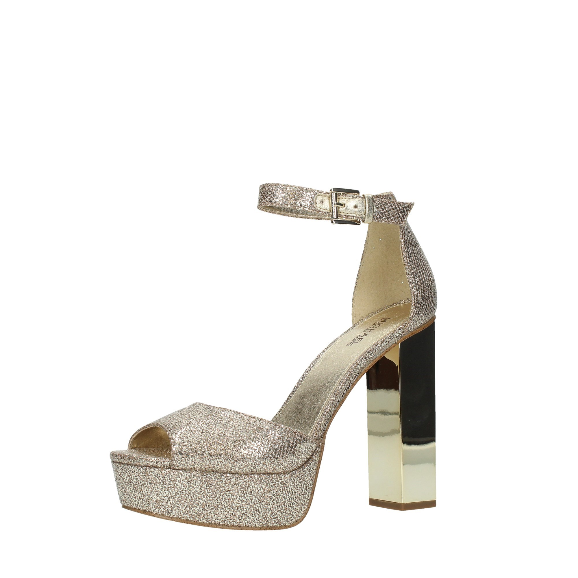 Michael Kors Shoes Women Sandals Beige 40R0PEHS1D