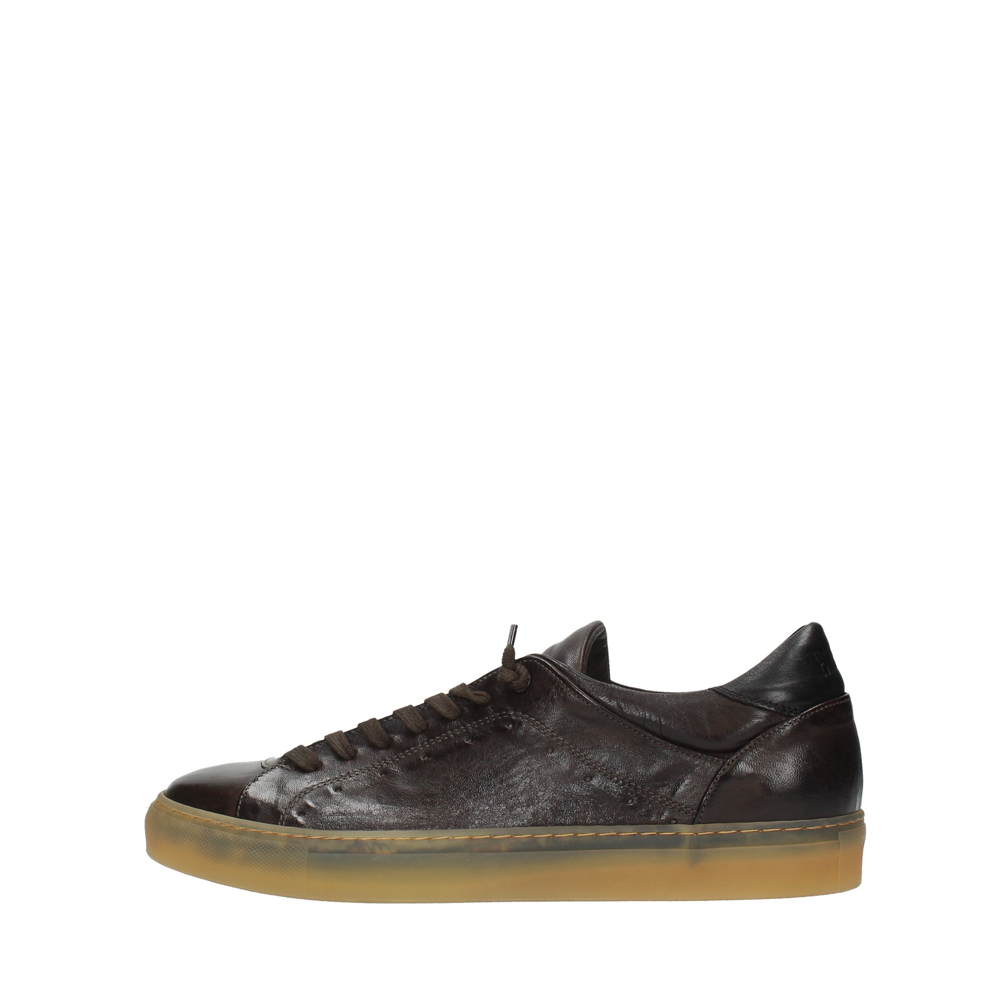 Pawelk's Shoes Man Laced Brown 20620