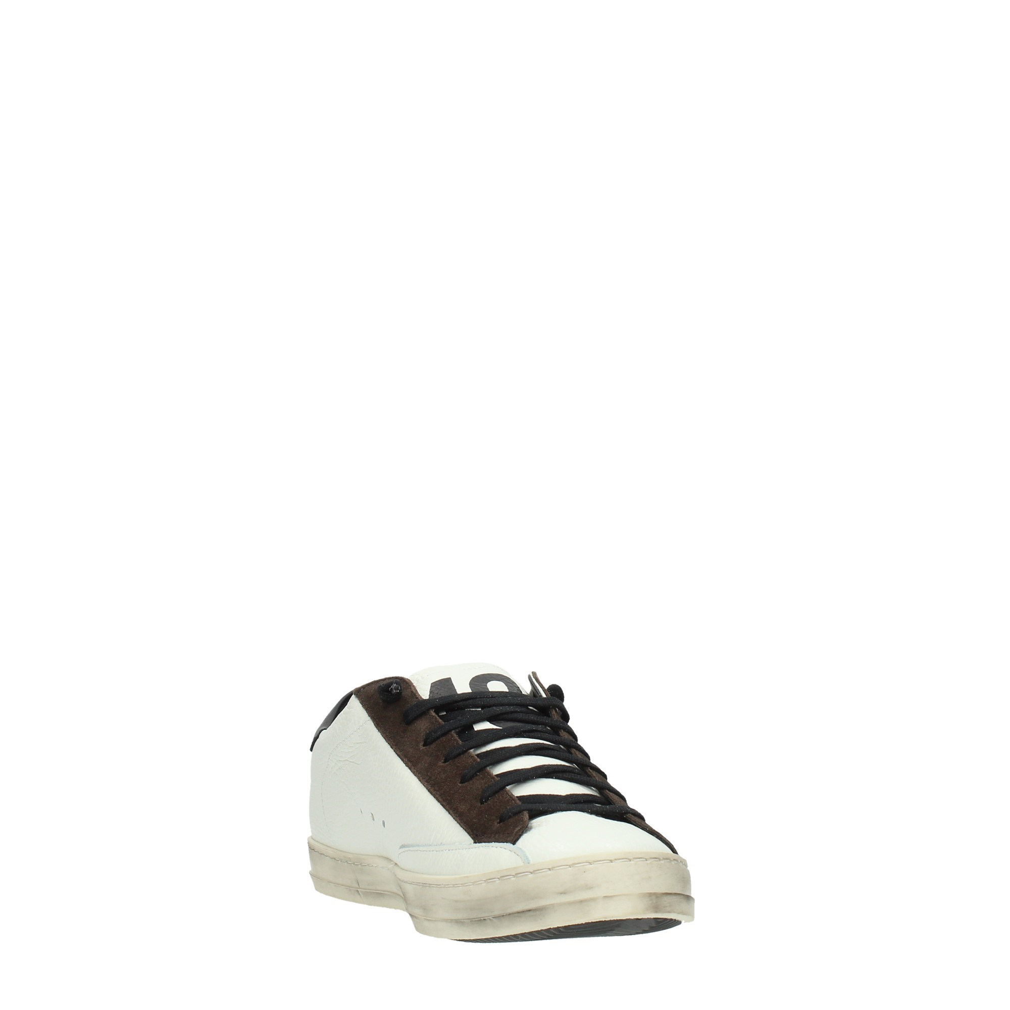 P448 Shoes Man Sneakers White JHON