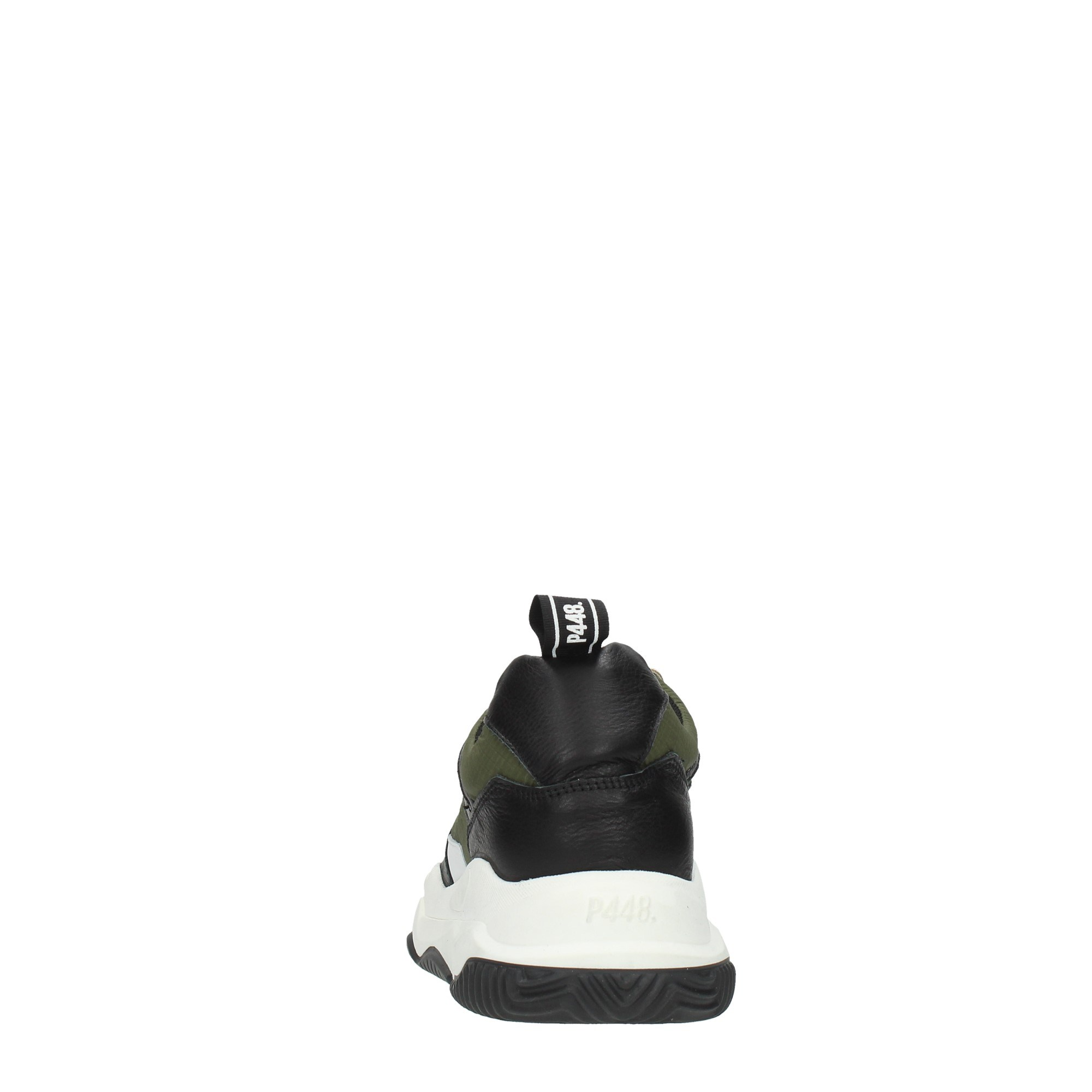 P448 Shoes Man Sneakers Black LUKE