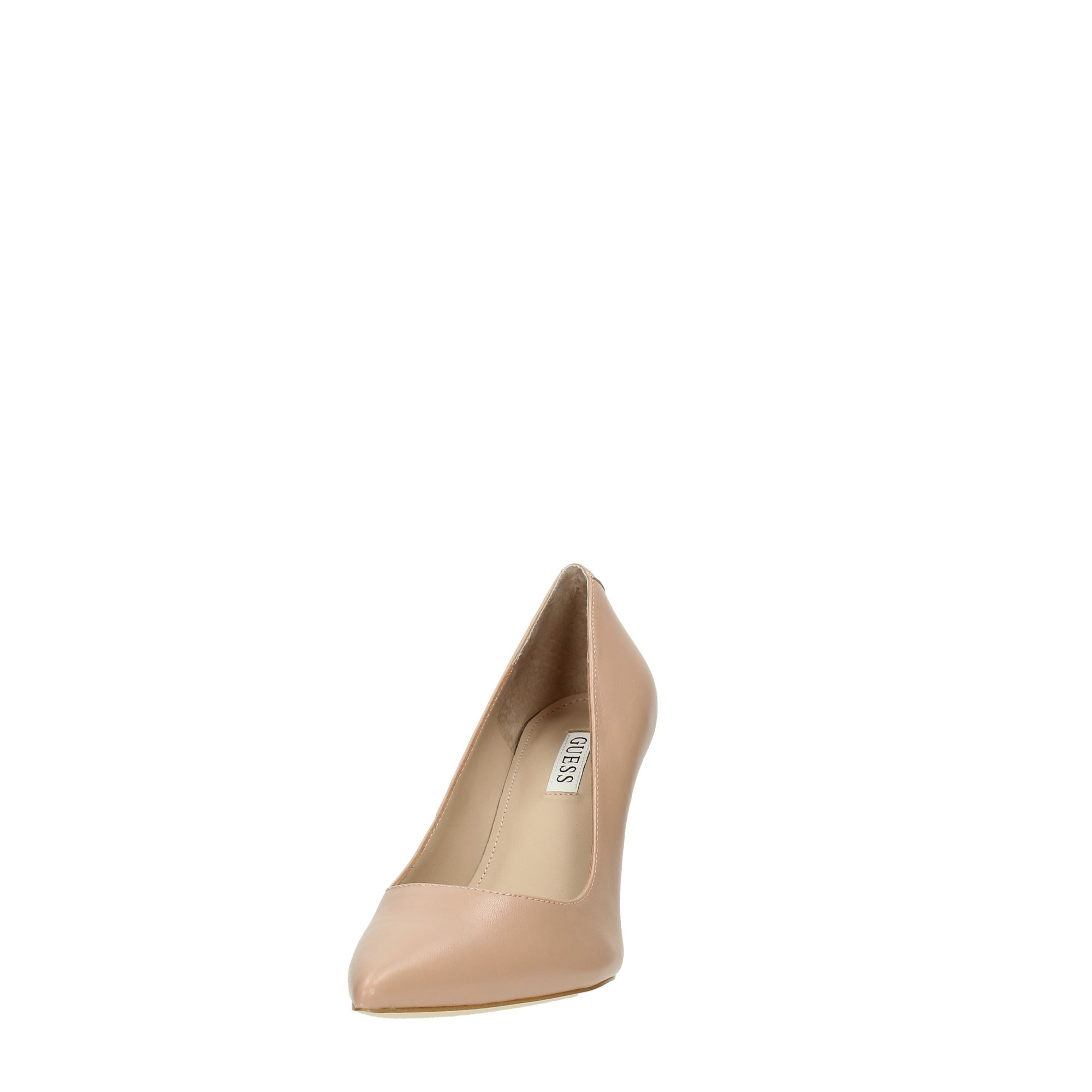 Guess Shoes Women Cleavage And Heeled Shoes Beige FL7DAE