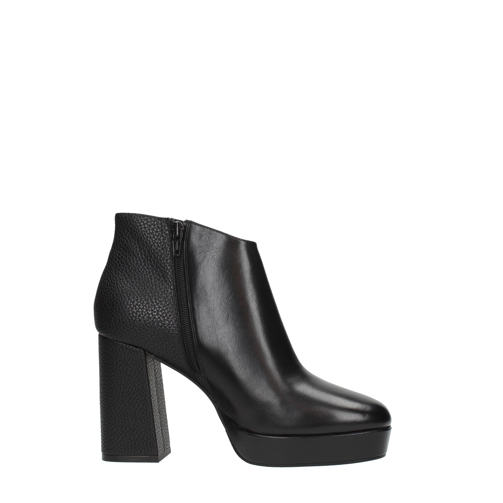 A P E P A Z Z A Shoes Women Booties Black FONADIA01