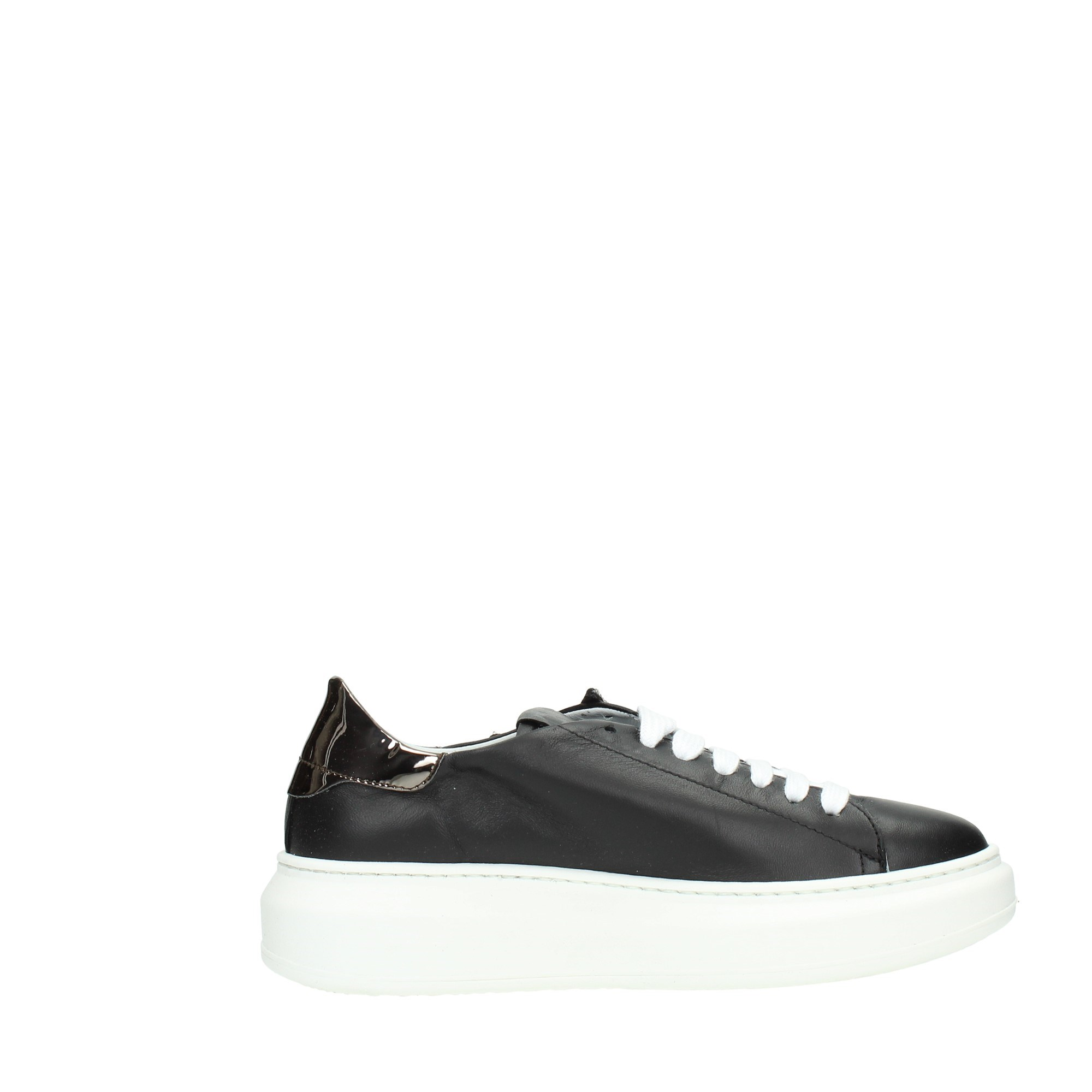Gio+ Shoes Women Sneakers Black G13A