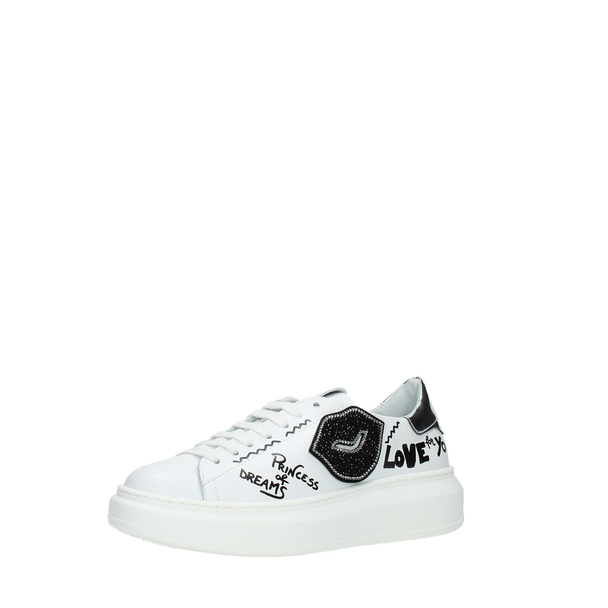 Gio+ Shoes Women Sneakers White G412A
