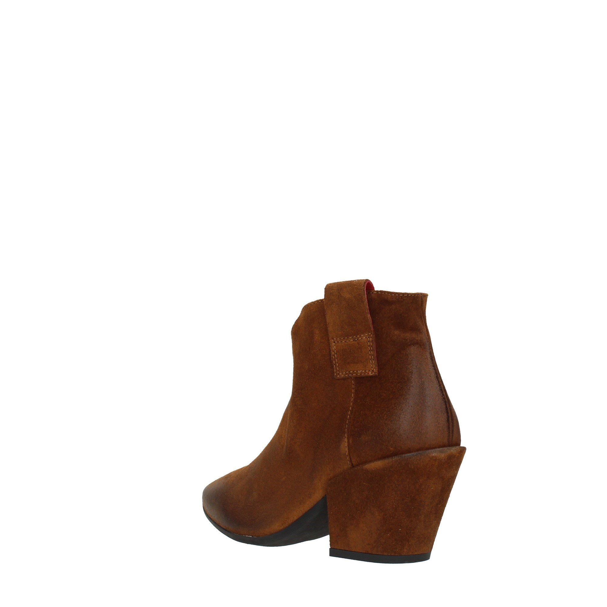 Gio+ Shoes Women Booties Leather G5034
