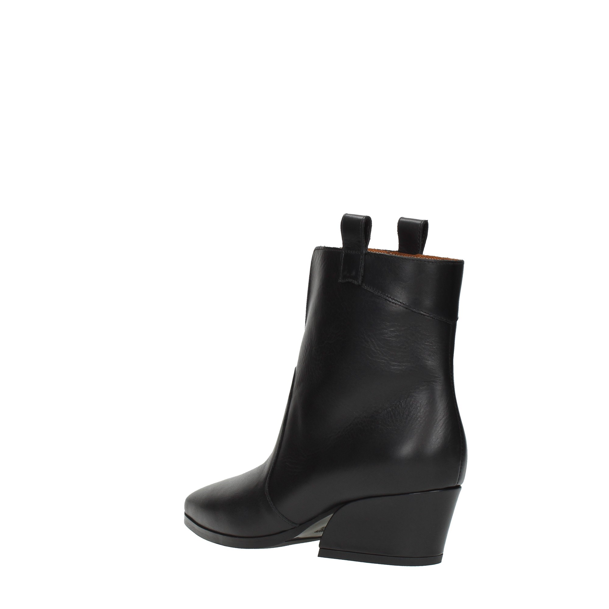 Lorenzo Mari Shoes Women Booties Black 1807