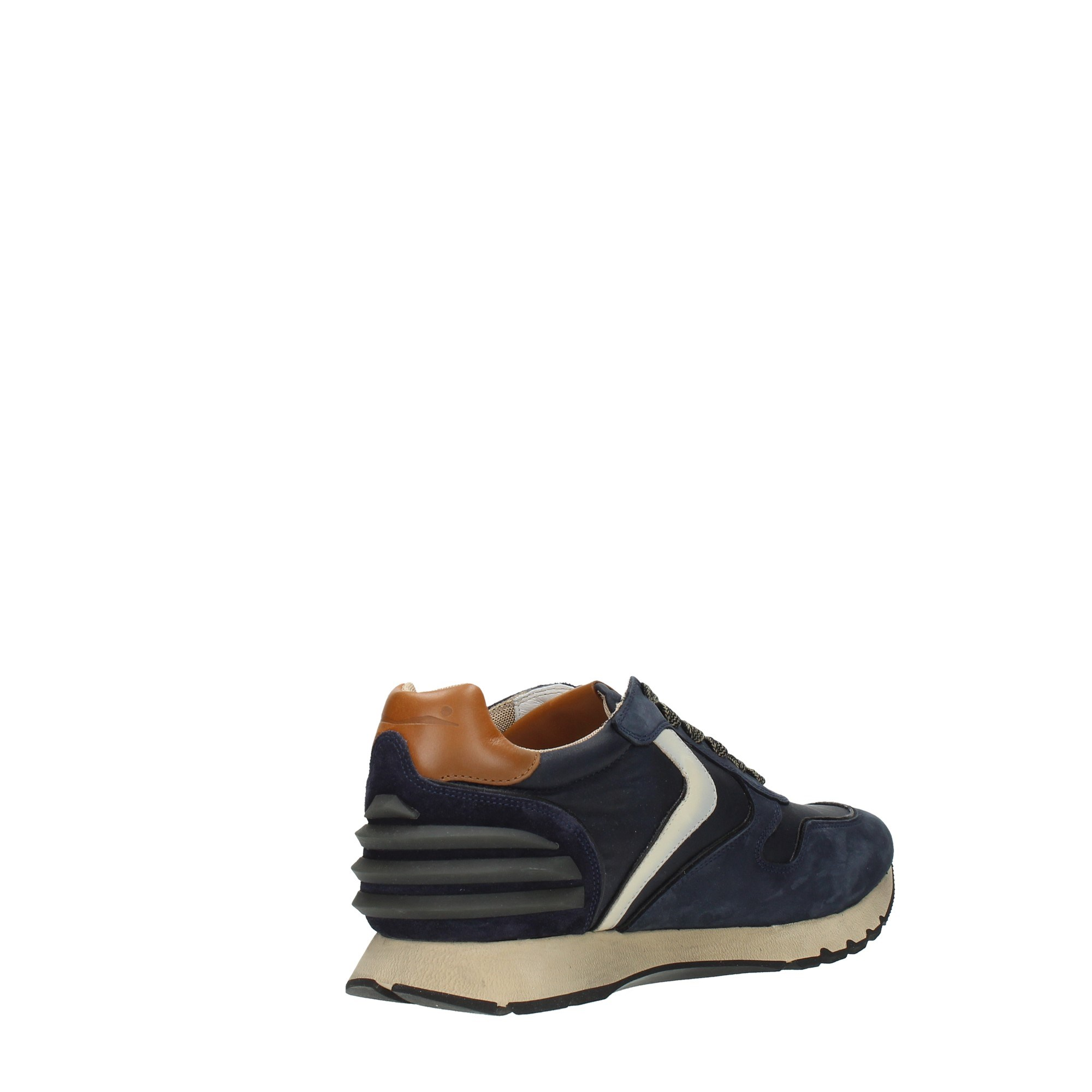 Voile Blanche Shoes Man Sneakers Blue LIAM POWER