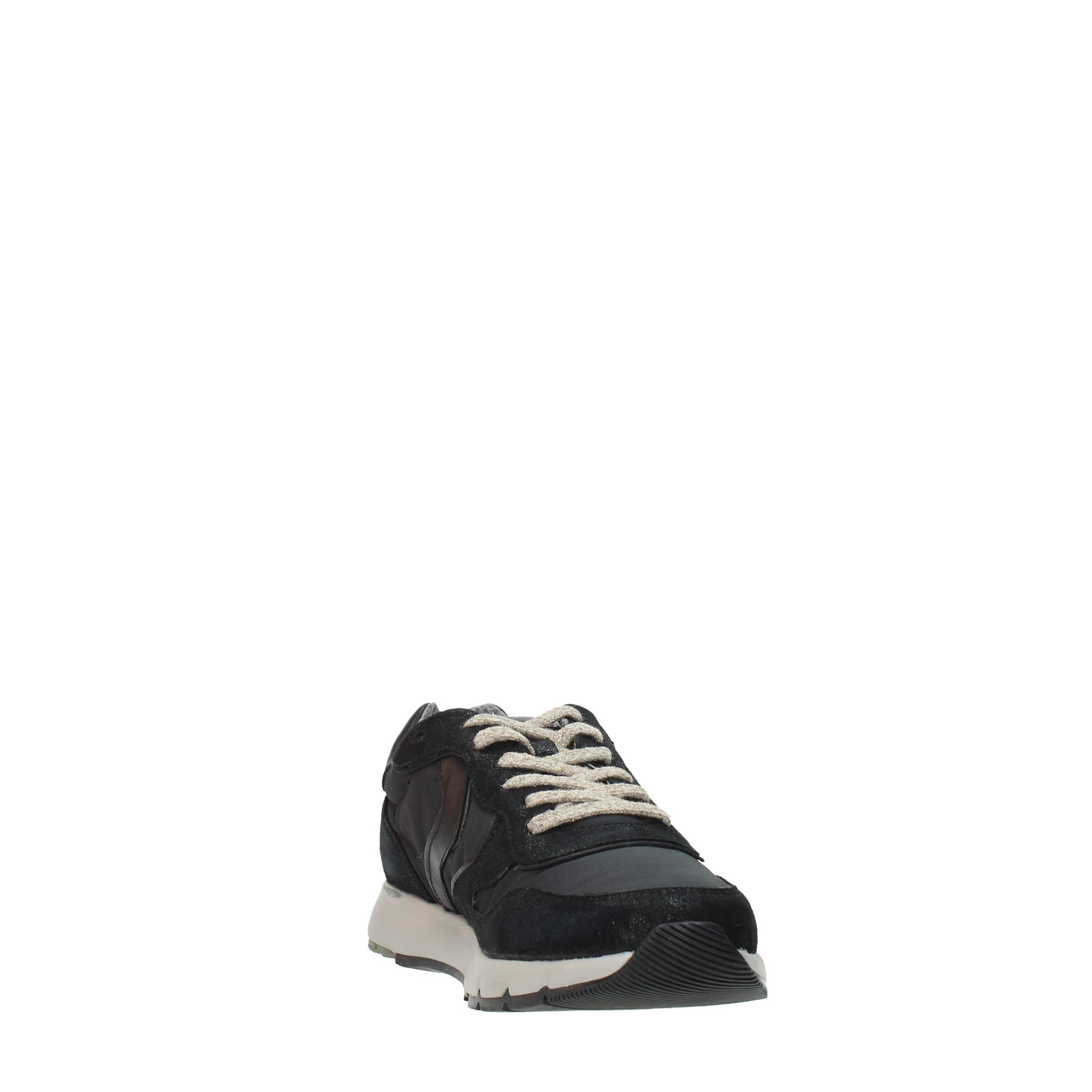 Voile Blanche Shoes Man Sneakers Black JAVE BIS GOAT
