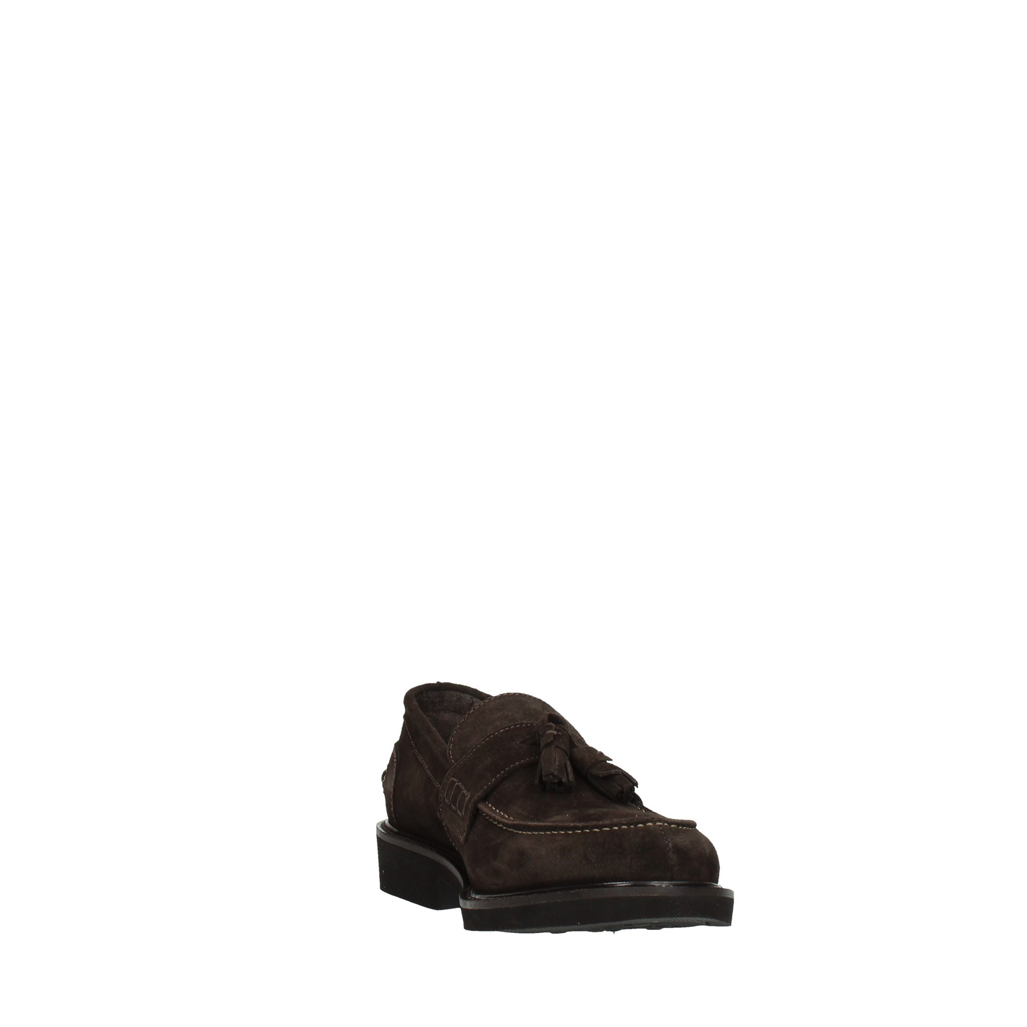 Mec's Shoes Man Moccasins And Slippers Brown AA002