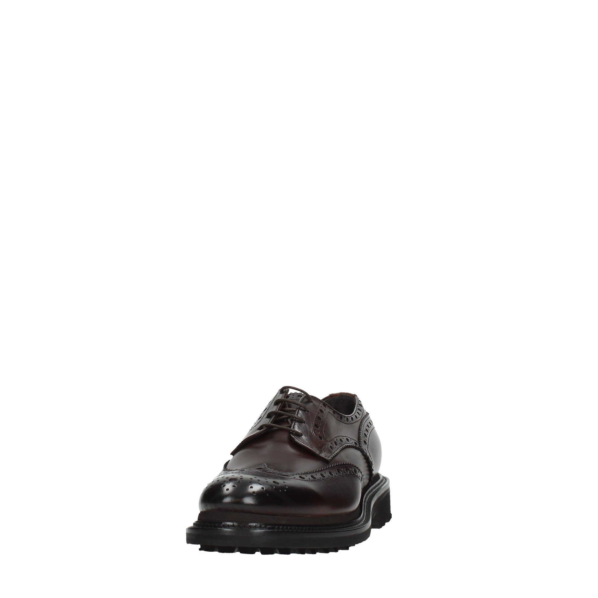 Marechiaro Shoes Man Laced Brown 5331