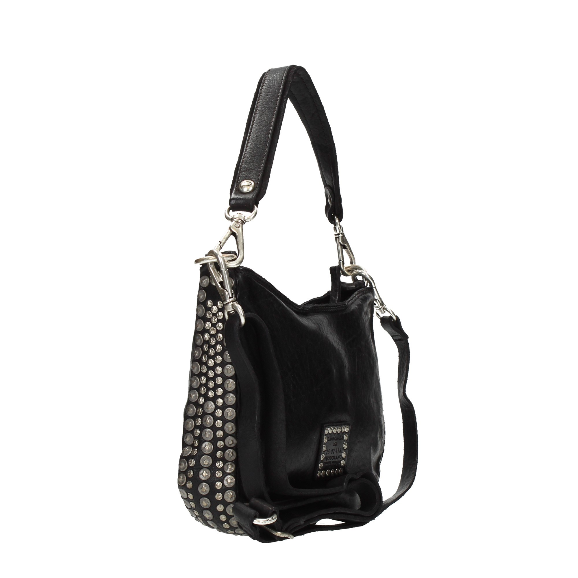 Campomaggi Accessories Women Shoulder Bags Black C026450ND-X1537