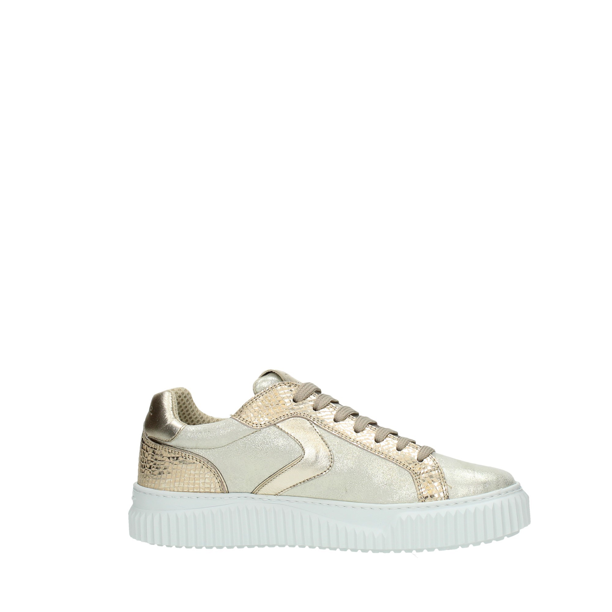 Voile Blanche Shoes Women Sneakers Platinum LIPARI METALLIC