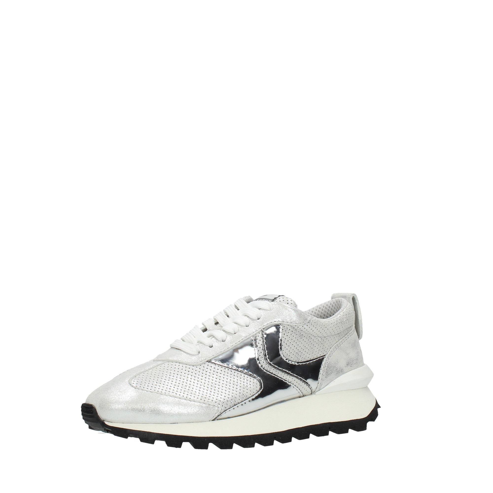 Voile Blanche Shoes Women Sneakers Silver QWARK WOMAN