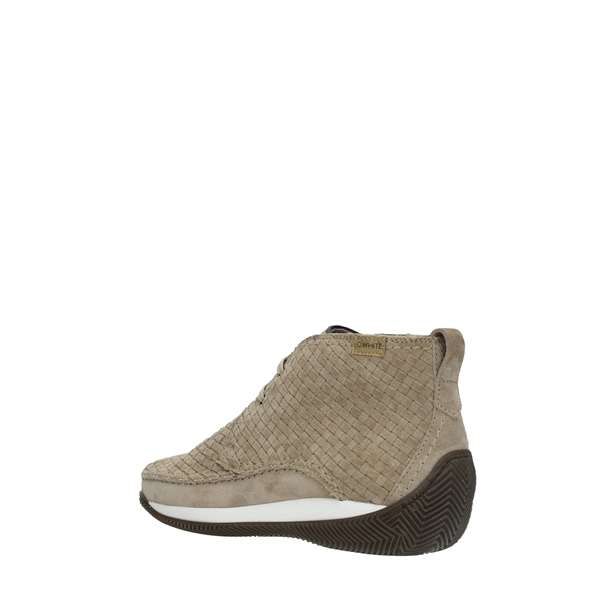 Lo.white Booties Beige