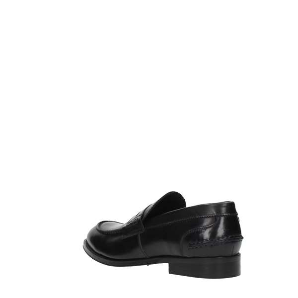Marechiaro Moccasins And Slippers Black