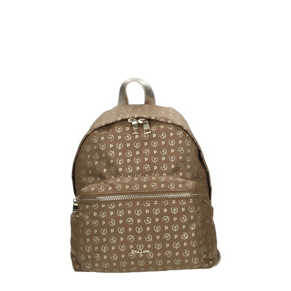 Pollini Backpack Brown