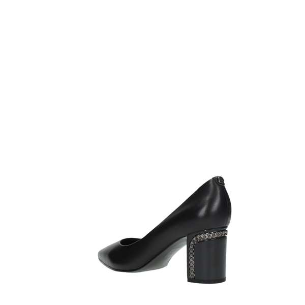 Guess Cleavage And Heeled Shoes Black