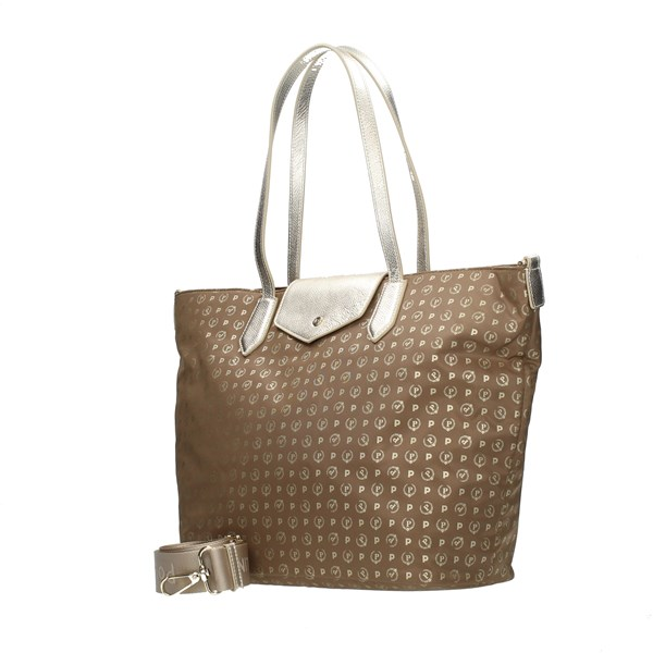 Pollini Shoulder Bags Brown