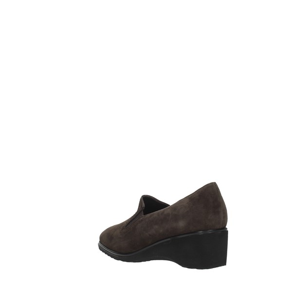 Daniela Rossi Moccasins And Slippers Brown