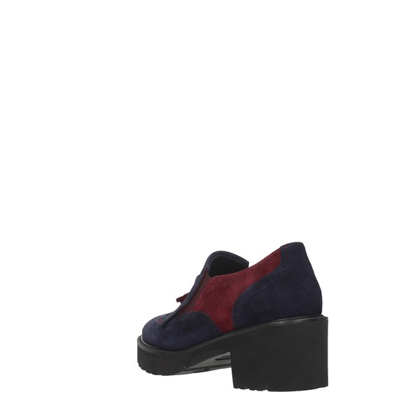 Luca Grossi Moccasins And Slippers Blue