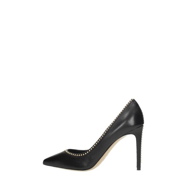 Ninalilou Cleavage And Heeled Shoes Black