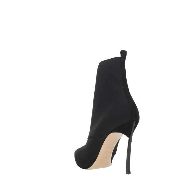 Casadei Ankle Boot And Booties Black