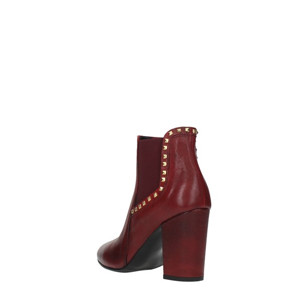 Mally Booties Bordeaux