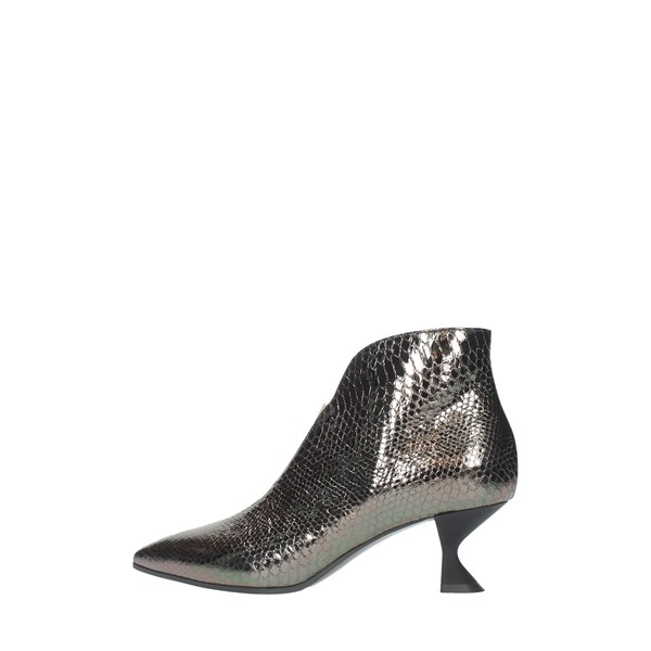Guido Sgariglia Booties Gunmetal
