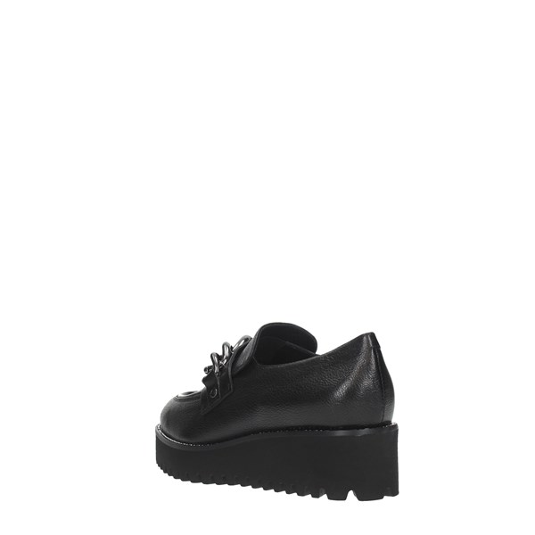 Jeannot Moccasins And Slippers Black