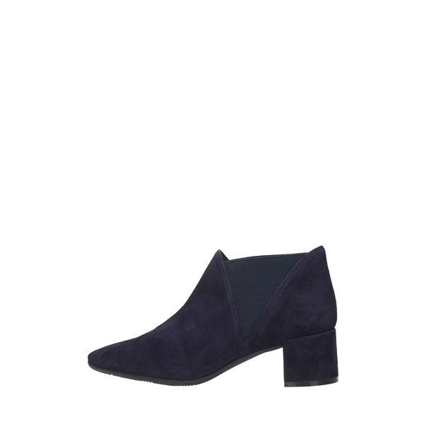 Evaluna Booties Blue