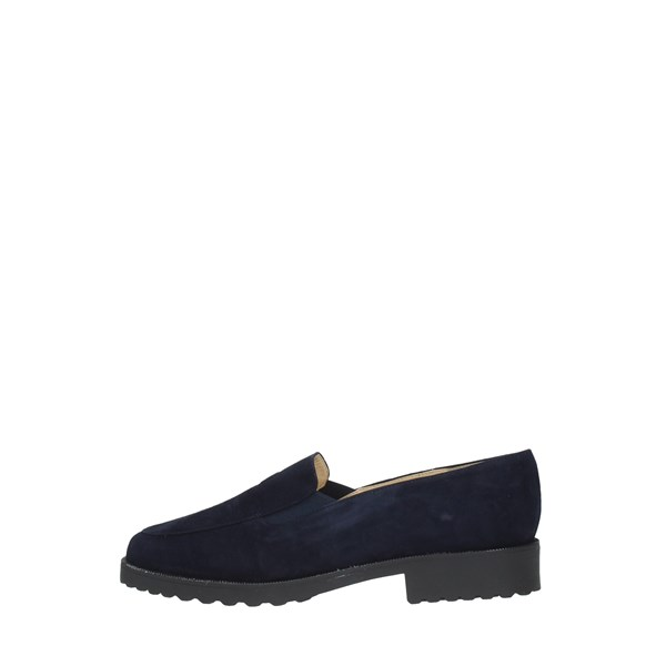 Brunate Moccasins And Slippers Blue