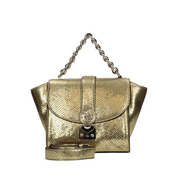 Guess Borse Shoulder Bags Gold