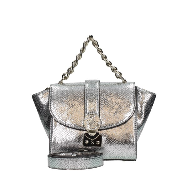 Guess Borse Shoulder Bags Silver