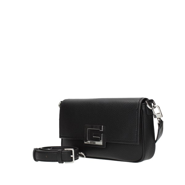 Guess Borse Shoulder Bags Black