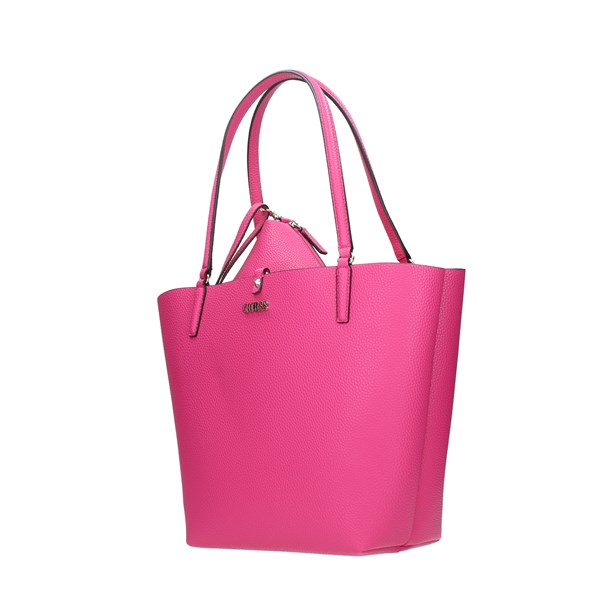 Guess Borse Shoulder Bags fuchsia