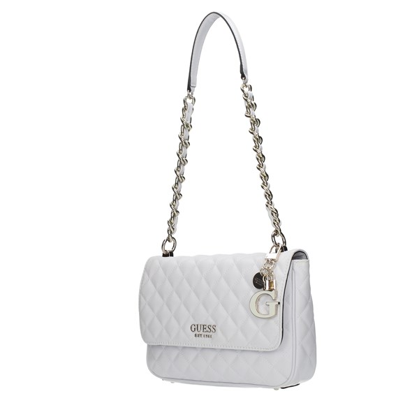 Guess Borse Shoulder Bags White