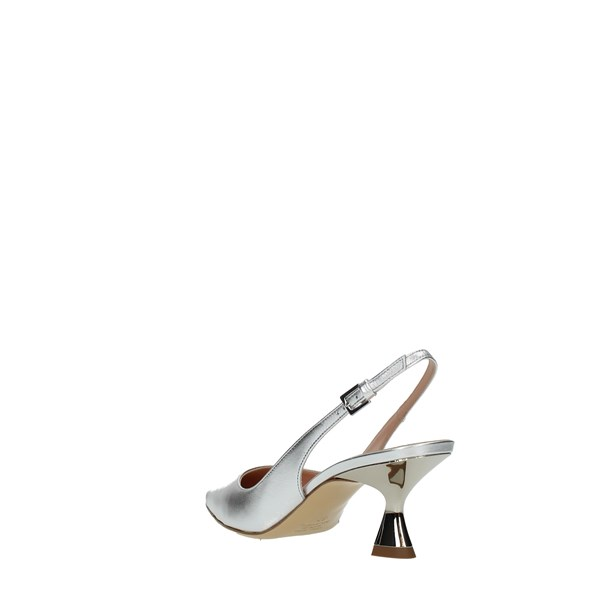 Ninalilou Elegant shoes Silver