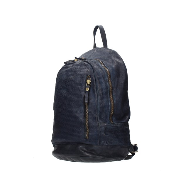 Campomaggi Backpack Blue