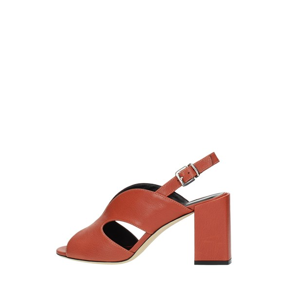Gianmarco Sorelli Sandals Brown