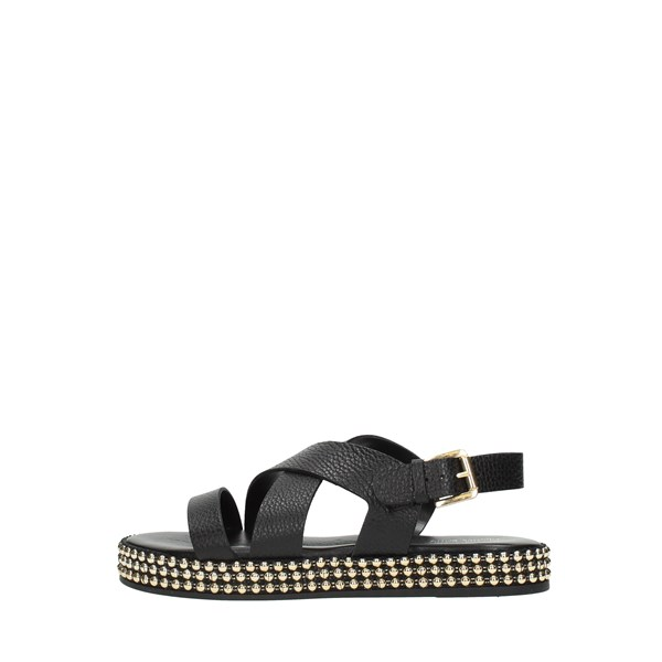 Michael   Batic Sandals Black