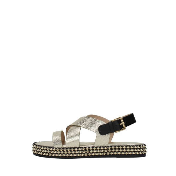 Michael   Batic Sandals Platinum