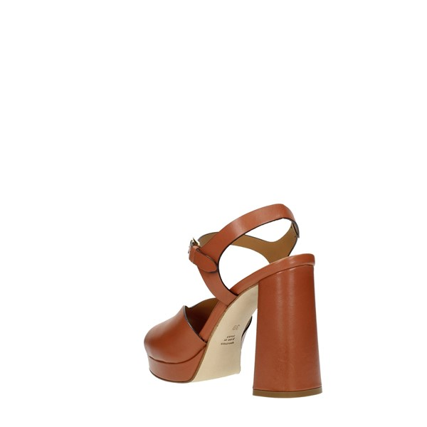 Duccio  Del  Duca Sandals Leather